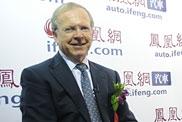 国际清洁交通委员会总裁Alan C.Lloyd phD