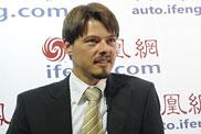 罗伯特博世有限公司底盘控制系统工程研发总监Michael Fausten博士