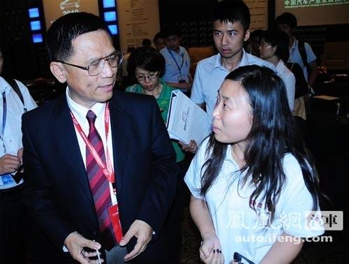 沈英铨:长安福特马自达重组方案正等待政府审核