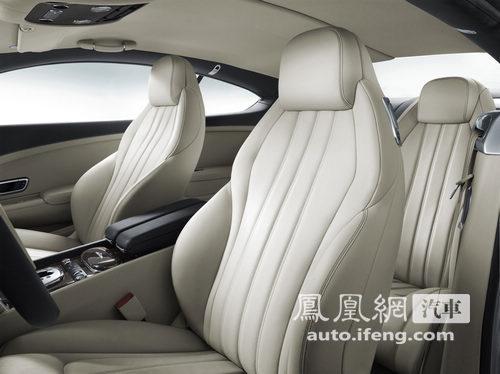 全新宾利欧陆GT将亮相广州车展 配置动力全升级