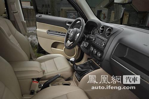 2011款JEEP吉普爱国者官图发布 巴黎车展将首发
