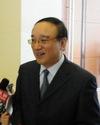 国家发改委产业政策协调司副司长 陈建国