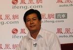 吉奥集团总裁助理、品牌传播总监曾业辉