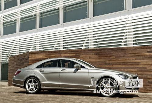 全新一代奔驰CLS级售价公布 约合52.63万元起