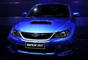 2011款翼豹WRX STI
