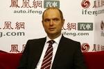 IBM汽车部商务发展经理舒马赫