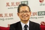 宝马中国总裁许智俊