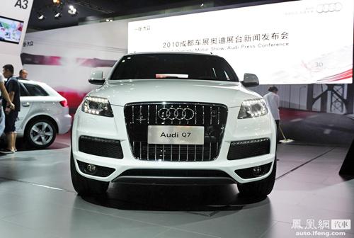 [凤凰评车]2011款奥迪Q7市场分析 意在叫板宝马X5(2)