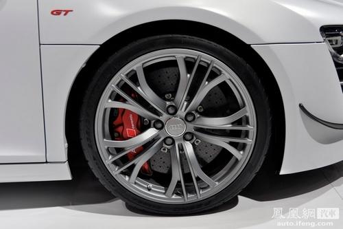 奥迪全新超跑R8 GT明年上市 售价合132.18万元