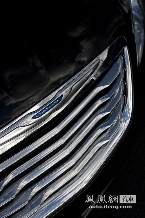 克莱斯勒200预告图发布 洛杉矶车展或将首发
