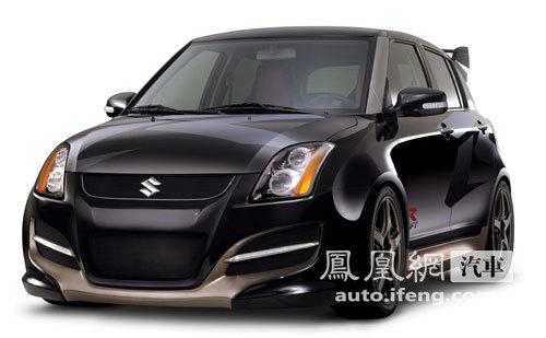 铃木推高性能版雨燕R 首发礼初定2011上海车展