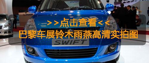广州车展新车之新雨燕市场分析 难现昔日辉煌