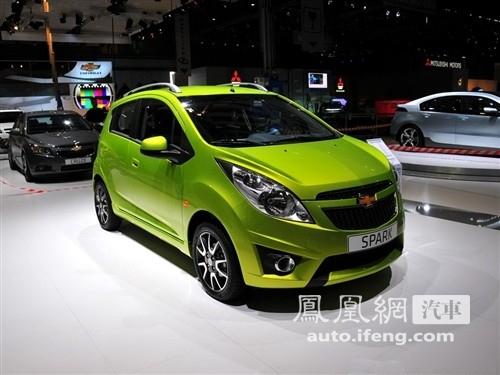 [广州车展]六款进口新车绝不缺席 风情大有不同(2)
