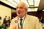 世界电动车协会副主席Mr.Robert Stussi