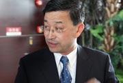 上海市科学技术委员会副主任陆晓春