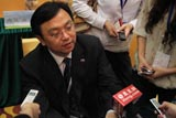 比亚迪股份有限公司董事长兼总裁王传福