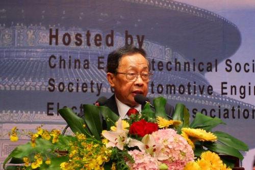 陈清泉:EVS将进入量产 两个方面还需提高