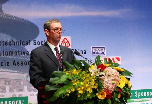 Brian:电动车行业发展需加快全球化进程