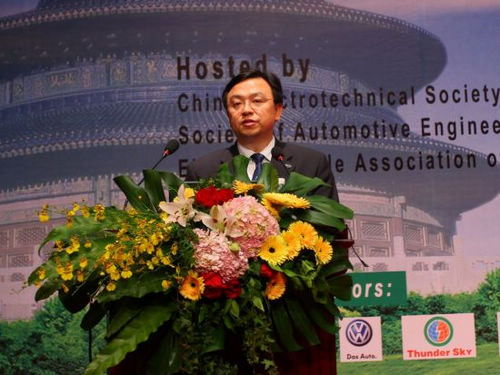 王传福:公交电动化 比亚迪有整套解决方案
