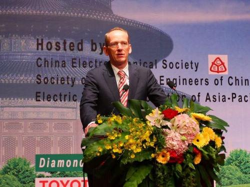 倪凯铭:为中国消费者提供买得起的电动车