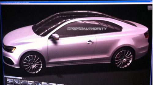 大众官方展示捷达Jetta轿跑效果图 量产准备完毕