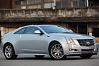 CTS Coupe和赛威2.0T