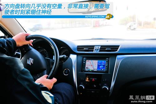 [凤凰测]铃木凯泽西四驱性能测试 两驱版足够(5)