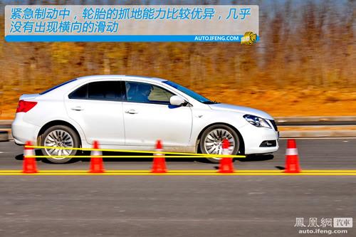 [凤凰测]铃木凯泽西四驱性能测试 两驱版足够(3)