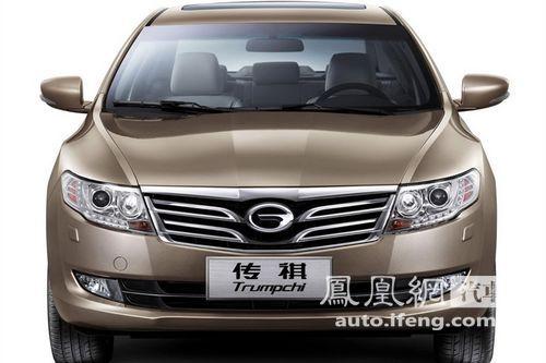 广汽传祺推纯电动五款车型 广州车展将亮相