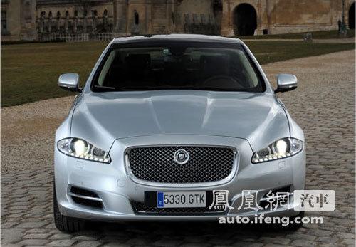 捷豹XJ Supersport广州车展上市 预售249.8万