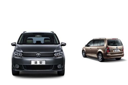 广州车展新Polo上市/途安亮相 大众携33款车参展