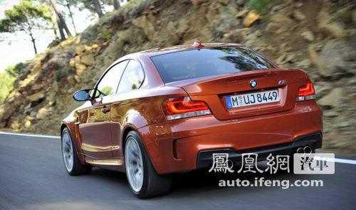 全新宝马M1官图放出 2011北美车展将首发亮相(2)