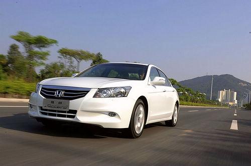 广州车展新车点评 2011款雅阁售价预计18万元起