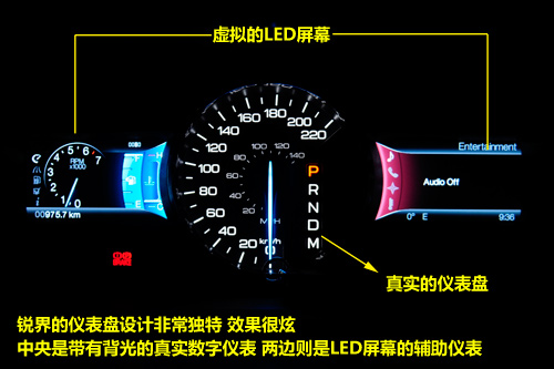 凤凰网汽车试驾福特Edge锐界 进口的美国派(3)