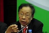 世界电动车协会主席、中国工程院院士陈清泉