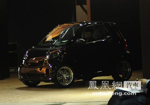 2010广州车展探馆报道 五款首发新车提前看(4)