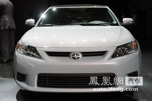 丰田携一款神秘新车亮相广州车展 明年正式入华