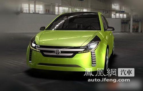 南粤激战第二回合 十八款新能源汽车让世界更友爱(11)