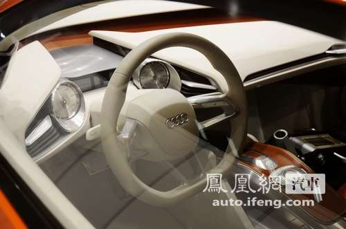 广州车展探营 奥迪E-tron展示绿色环保科技