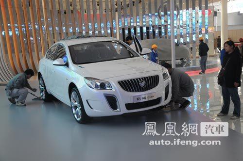 广州车展探营 君威GS展车曝光/明年或将国产