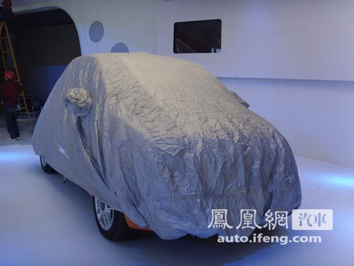 广州车展探营 菲亚特500或将直接进口国内