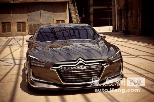广州车展探营 雪铁龙超酷概念车亚洲首发