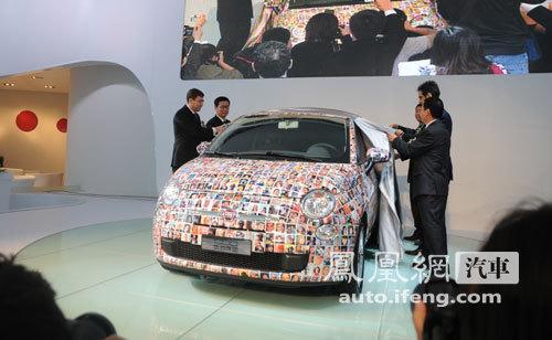 广汽菲亚特携Fiat 500/Bravo博悦亮相广州车展