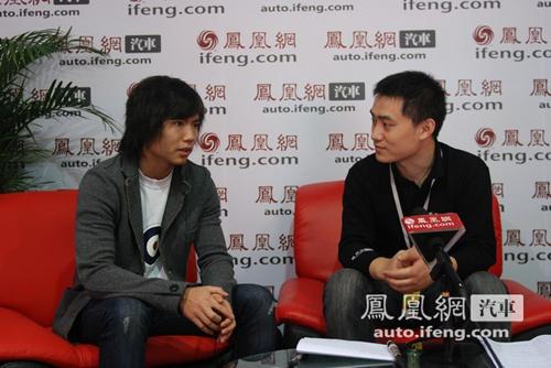 赛车手马青骅:2011年想在欧洲开始跑新F2赛事