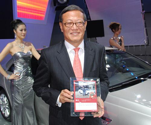 刘曰海:Volt在中国的销量会有保障