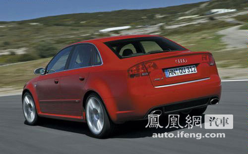 奥迪全力开发新一代RS6 未来或不再推出RS4新车