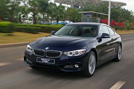 试驾全新BMW 428i xDrive 既能文也能武