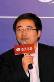 比亚迪销售副总经理李云飞