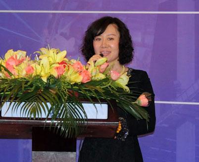 凤凰网执行副总裁金玲