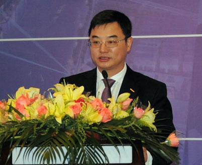 吉利控股集团副总裁、销售公司总经理孙晓东